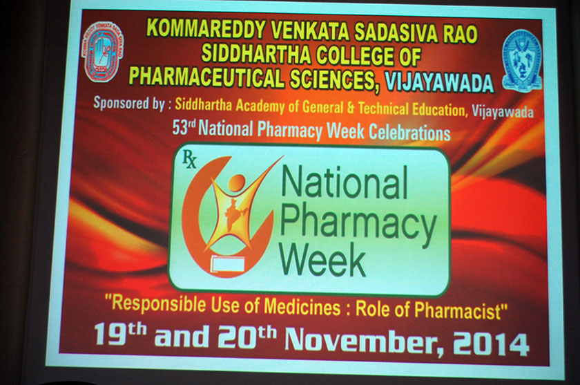 national pharmacy week